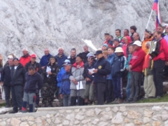 Pohod na Triglav 2011